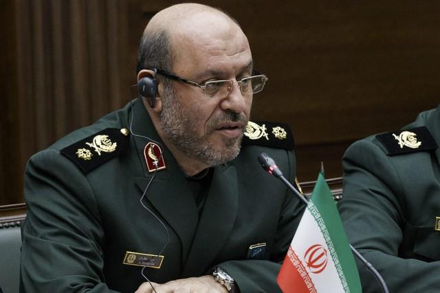 Hossein Dehghan... (Photo Vadim Savitsky, archives AP)