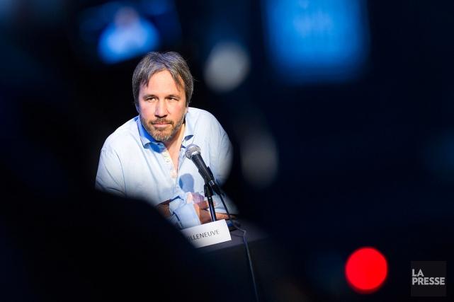 Denis Villeneuve, photographié en 2015.... (PHOTO EDOUARD PLANTE-FRECHETTE, ARCHIVES LA PRESSE)