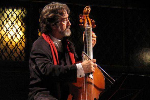Le gambiste et chef d'orchestre Jordi Savall avec... (PhotoVico Chamla, fournie par l'artiste)