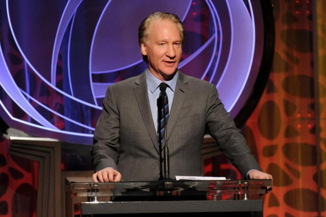 Bill Maher... (Photo Frank Micelotta, Archives Associated Press)