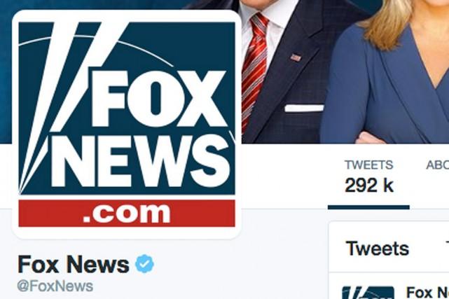 Fox News avait écrit à tort sur son... (Capture d'écran du compte Twitter de Fox News)