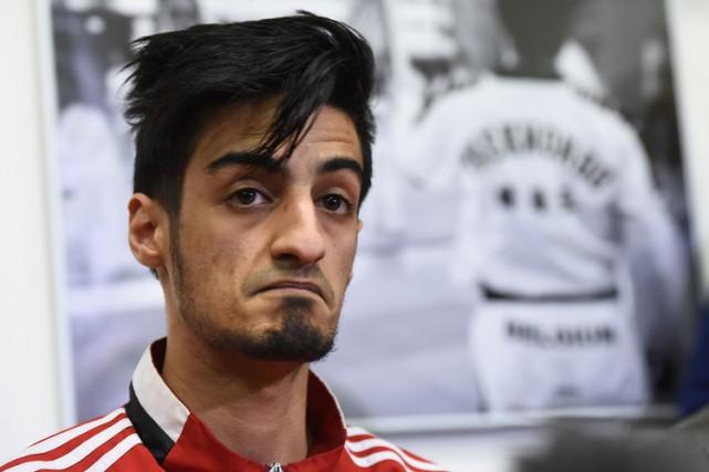 MouradLaachraoui (photo) est le frère de Najim Laachraoui,... (PHOTO AFP)