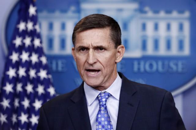 Michael Flynn n'a pas précisé les éventuelles implications... (PHOTO AP)
