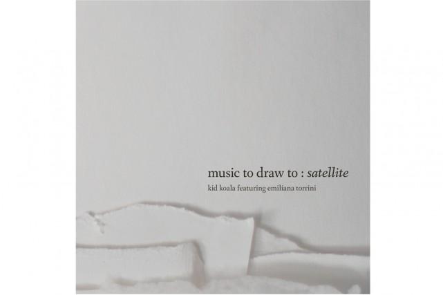 Music To Draw To:Satellitede Kid Koala... (Image fournie par Arts & Crafts)