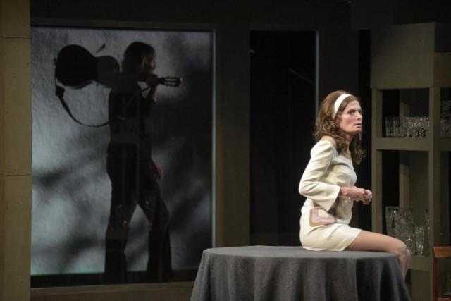 Les téléspectateurs d'ICI Radio-Canada Télé pourront voir Anne-Marie... (PHOTO YVES RENAUD, FOURNIE PAR LE TNM)