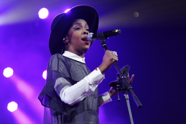 Lauryn Hill... (ARCHIVES AP)