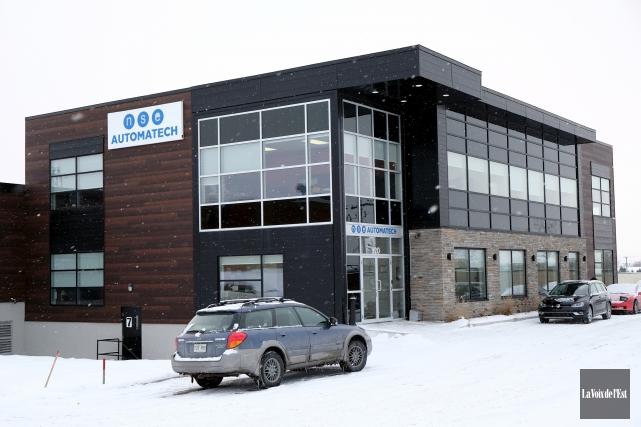 NSE Automatech poursuit A7 Intégration et ses actionnaires... (Alain Dion, La Voix de l'Est)