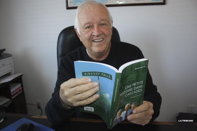 L'ancien vice-président administration de Cascades, Norman Boisvert a... (La Tribune, Yanick Poisson)