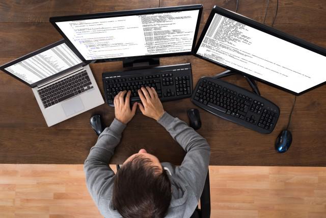 Sherbrooke accueillera HackQC, la plus importante compétition de... (123RF)