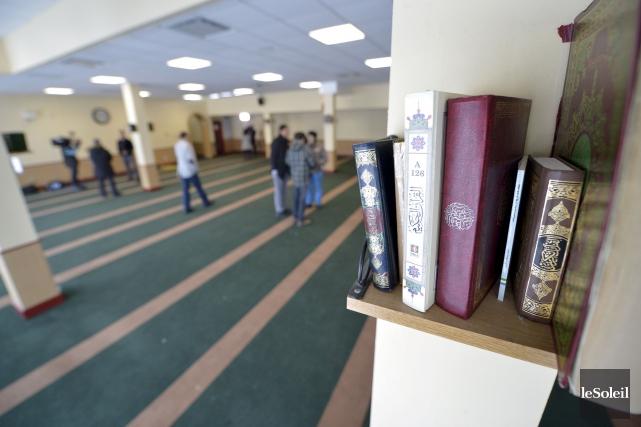 Alexandre Bissonnette aurait visité la mosquée à au... (Le Soleil, Frédéric Matte)