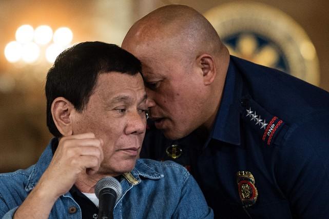 Le gouvernement du président Rodrigo Duterte est accusé... (AFP)