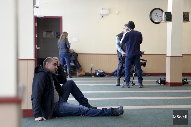 Le Centre islamique culturel de Québec est rouvert... (Photo Le Soleil)