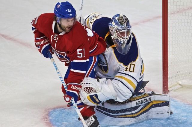 Le Canadien a récolté 31 points en 26... (La Presse, André Pichette)