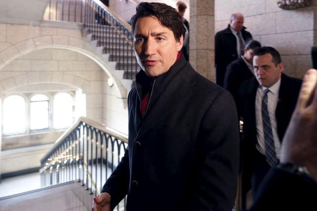 Justin Trudeau avait promis lors de la campagne... (Archives La Presse canadienne)