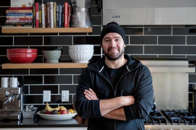 Le cuisinier Stefano Faita... (Photo Marco Campanozzi, La Presse)