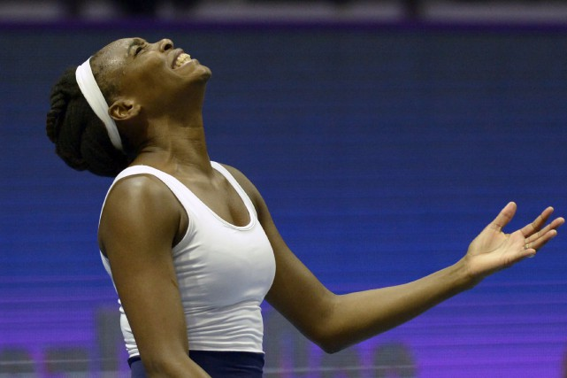 Venus Williams... (Photo Olga Maltseva, AFP)