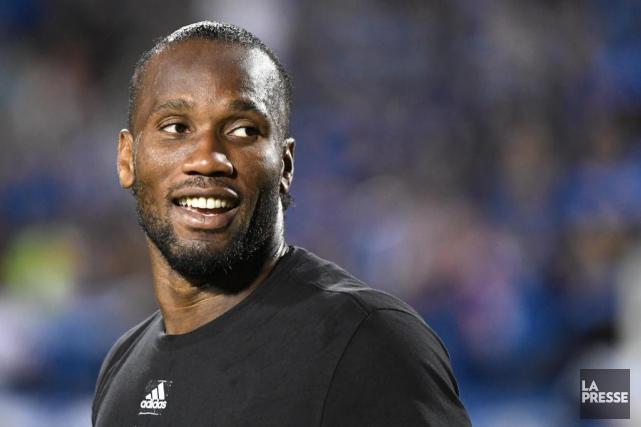 Didier Drogba prolongera-t-il sa carrière d'une autre année?... (Photo Bernard Brault, Archives La Presse)