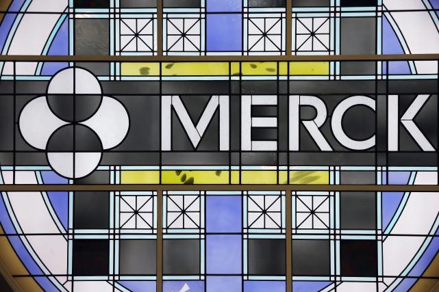 Merck a développé une molécule, appelée verubecestat, qui... (Photo Archives Associated Press)
