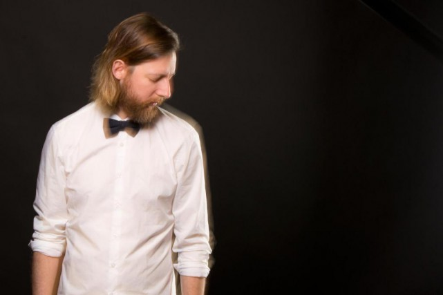 Le comédien Emmanuel Schwartz a un début d'année fort chargé. Après avoir joué... (Photo François Roy, La Presse)