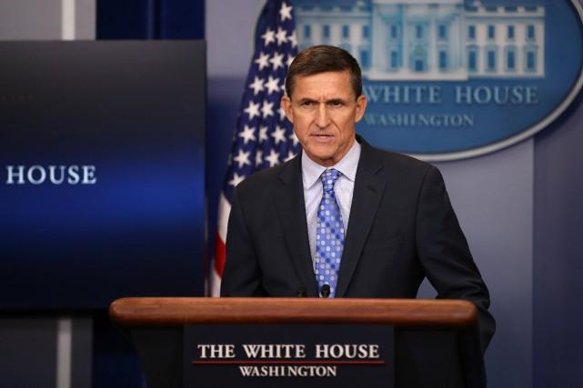 «À partir d'aujourd'hui, nous mettons officiellement l'Iran en... (PHOTO REUTERS)