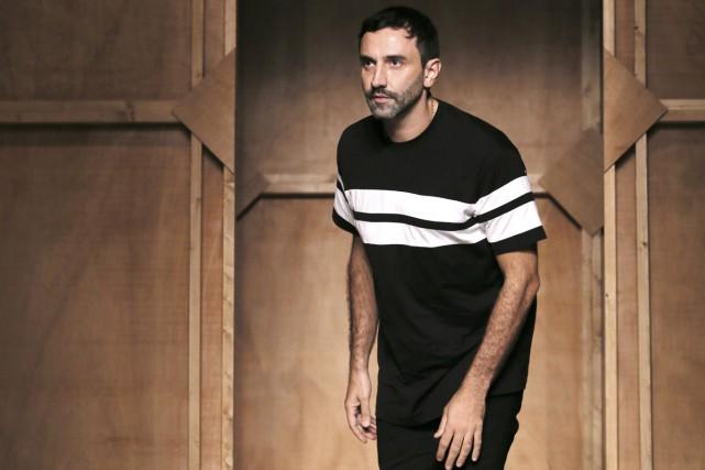 L'Italien Riccardo Tisci a quitté le poste de directeur artistique de Givenchy... (PHOTO ARCHIVES REUTERS)
