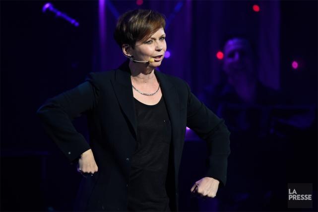 Claudine Mercier... (PHOTO BERNARD BRAULT, ARCHIVES LA PRESSE)