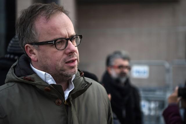 Le directeur général de Reporters sans Frontières, Christophe... (PHOTO AFP)