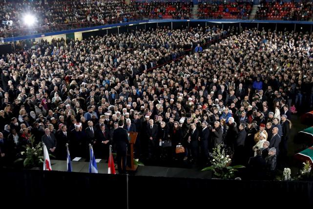«En tant que Québécois de confession musulmane, on... (AFP, Chris Wattie)