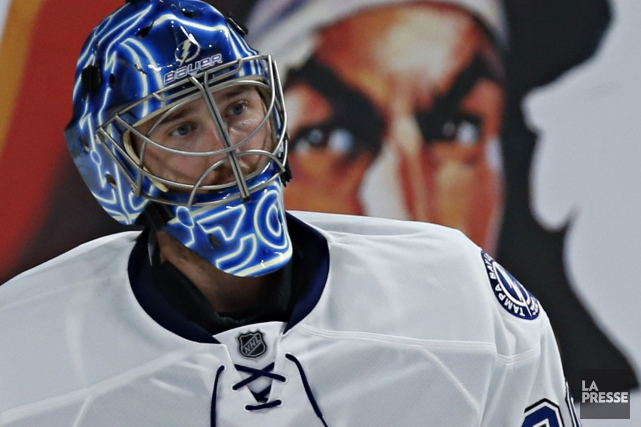 Le gardien Ben Bishop... (Archives La Presse)