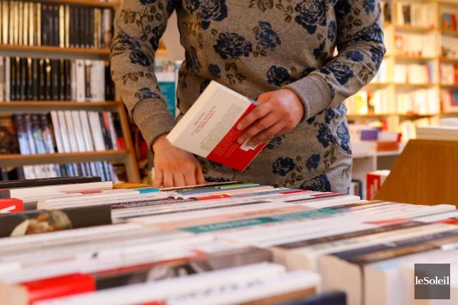 L'an prochain, l'Association des libraires du Québecaura deux... (Photo Caroline Gregoire, Le Soleil)