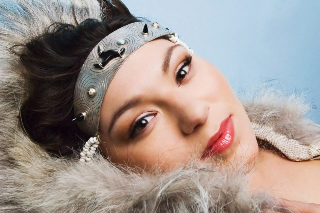 La chanteuse Tanya Tagaq a vu son compte Facebook être... (Photo archives La Presse canadienne)