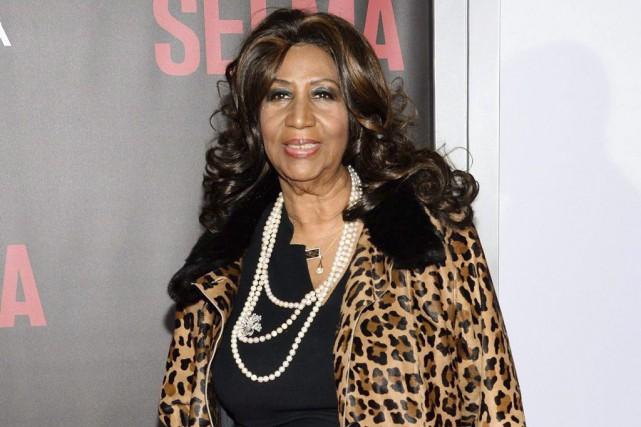 Aretha Franklin... (Photo Evan Agostini, archives Associated Press)