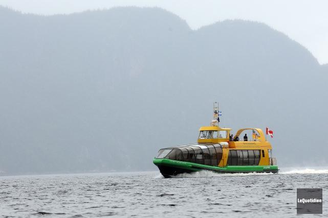 Le MAMOT a mis en garde Saguenay dans... (Archives Le Quotidien, Rocket Lavoie)
