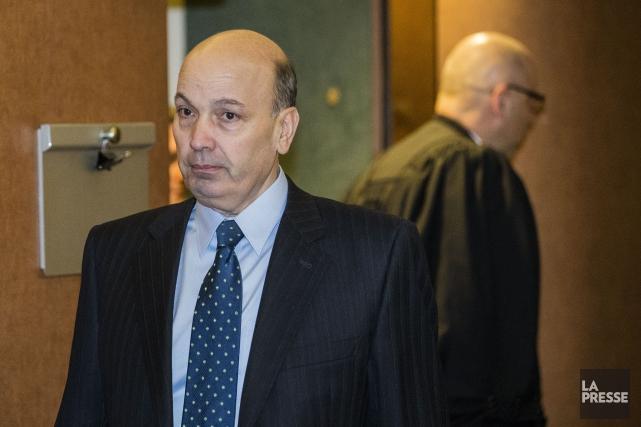 L'écoute visait l'ex-président du Comité exécutif de Montréal,... (PHOTO EDOUARD PLANTE-FRÉCHETTE, archives LA PRESSE)