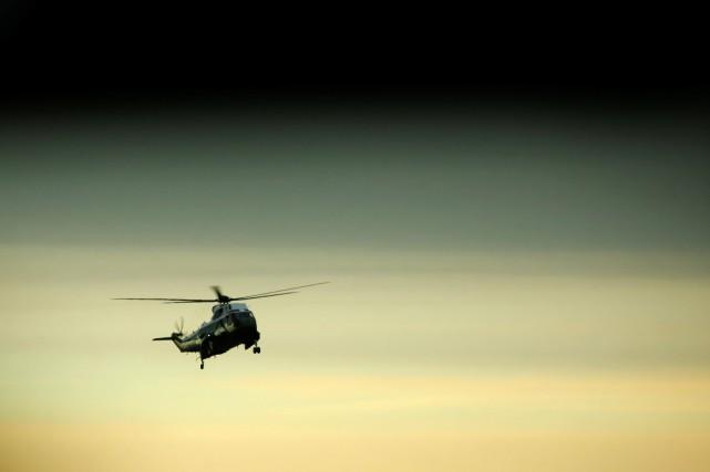 La première opération militaire importante autorisée par Donald... (Photo Reuters)