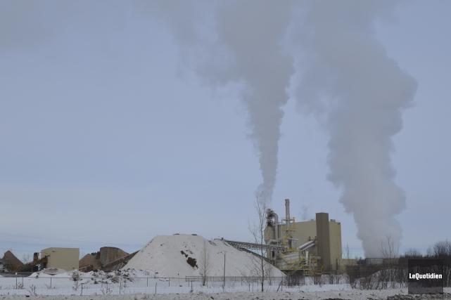 L'usine de fabrication de pansements aura besoin de... (Photo Le Quotidien, Louis Potvin)