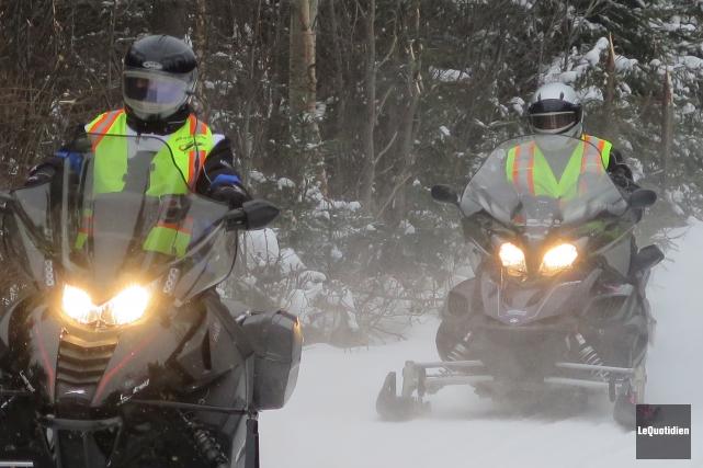 Selon Tourisme Saguenay-Lac-Saint-Jean (TSLSJ), la saison hivernale a été... (Archives Le Quotidien)
