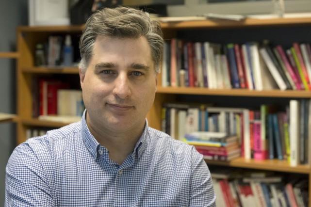 Marc D. David, professeur de communication marketing à... (Spectre Média, Maxime Picard)