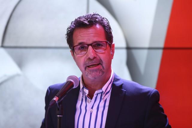 Pat Fiacco, président de Boxe Canada... (Archives La Presse)
