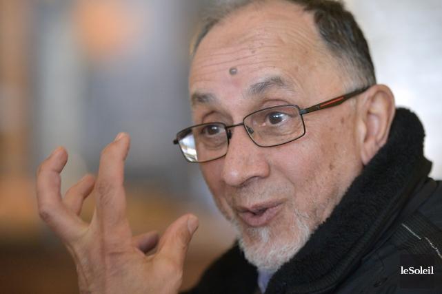 Arrivé au Québec en 1969, Boufeldja Benabdallah a... (Le Soleil, Yan Doublet)