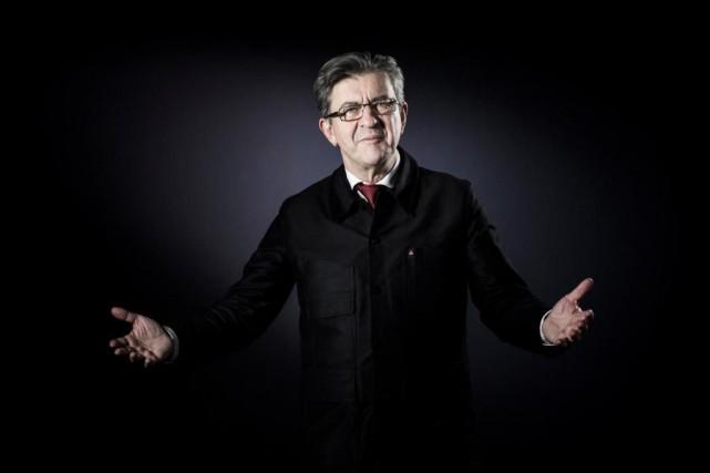 Le candidat de l'extrême gauche Jean-Luc Mélenchon... (photo joël saget, archives agence france-presse)