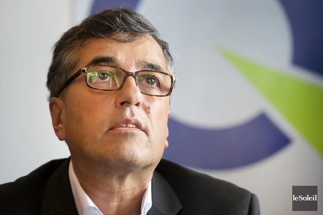 Selon Pierre Céré, candidat à la direction du... (Photothèque Le Soleil)