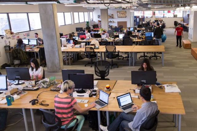 Berceau des entreprises de haute technologie, la Silicon... (PHOTO PC)