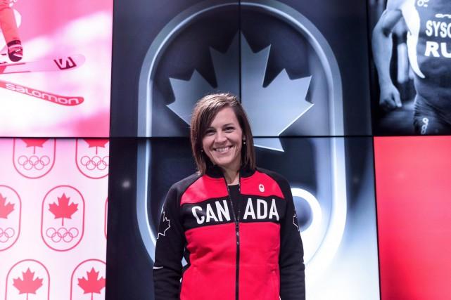 Isabelle Charest vient d'être nommée chef de mission de l'équipe canadienne en... (Photo Comité olympique canadien)