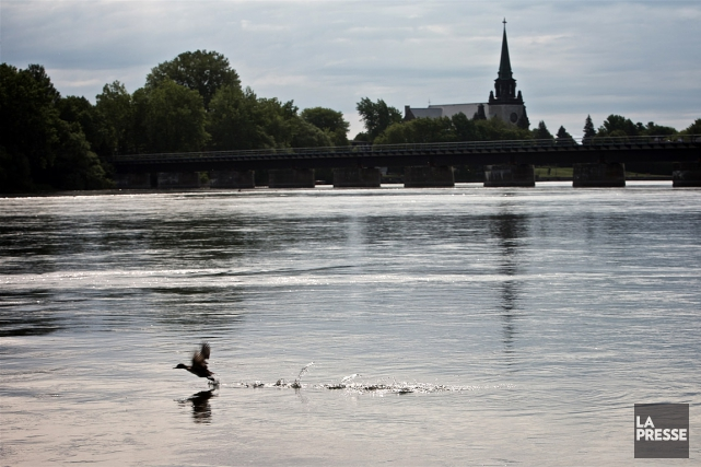 Sur la photo, les environs de Saint-Jean-sur-Richelieu.... (André Pichette, archives La Presse)