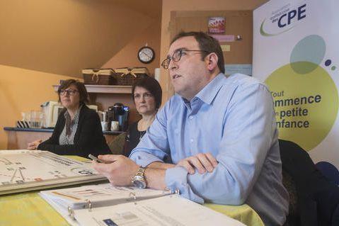 L'AQCPE a fait ses demandes aux gouvernement: on... (Spectre média, Frédéric Côté)