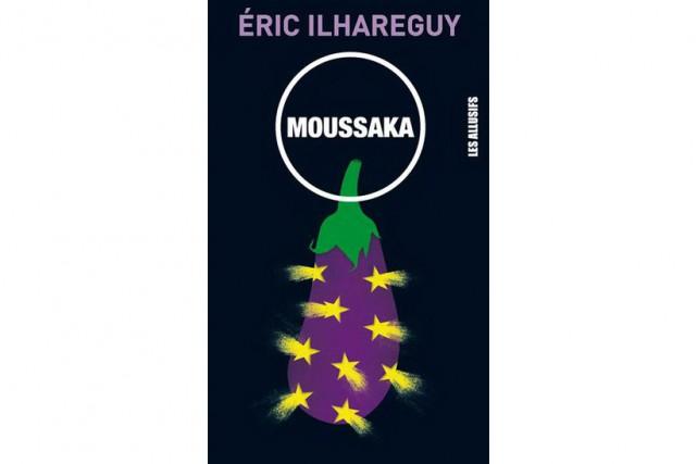 Moussaka, d'Éric Ilhareguy... (Image fournie par Les Allusifs)