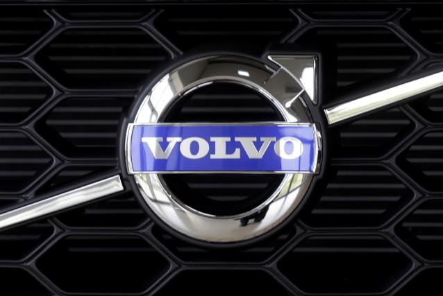 Le logo de Volvo.... (Photo : REUTERS)