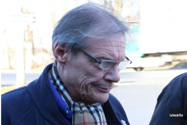 Andrew Steve Marchionni a plaidé coupable à neuf... (archives La Voix de l'Est)