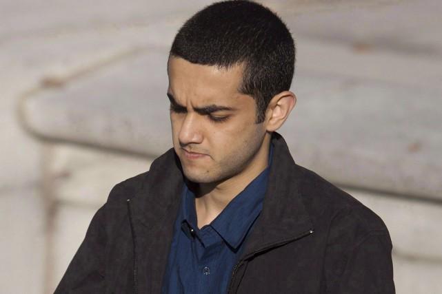 Condamné pour avoir tué ses trois soeurs et... (La Presse canadienne, Lars Hagberg)